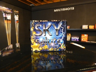 Multi Shots (Under £35) – Riley Fireworks